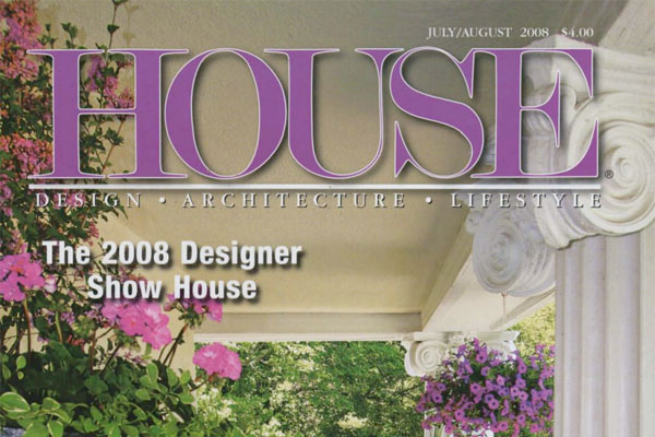 House Magazine cover