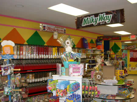 Sweet Treasures  Candy Shop, Syosset, NY